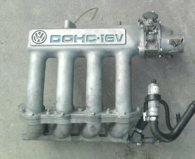 Scirocco 16v Intake Manifold with G60 throttle body