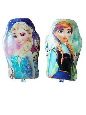 Disney Frozen Anna, Elsa Birthday Helium Foil Party Balloons - 3 to Choose from!