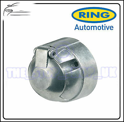Ring Towbar Towing Trailer 12N 7 Pin Metal Socket A0005