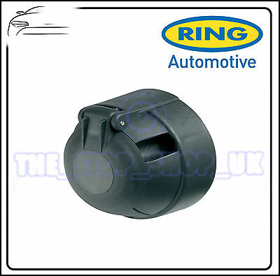 Ring Towbar Towing Trailer 7 Pin Plastic 12N Socket A0012