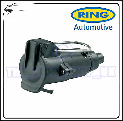 Ring Towbar Towing Trailer 12N Plastic Socket With Hook A0018