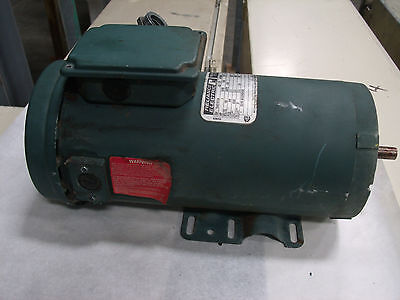 Reliance Electric 1Hp  DC Motor   Model T56S1013A    Lot # 3