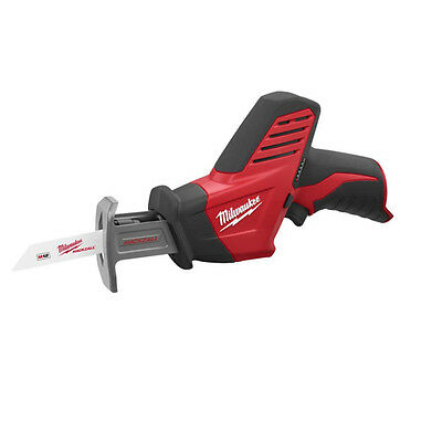 Hackzall M12 Reciprocating Saw in Fact Pkg (Tool Only) Milwaukee 2420-20 New