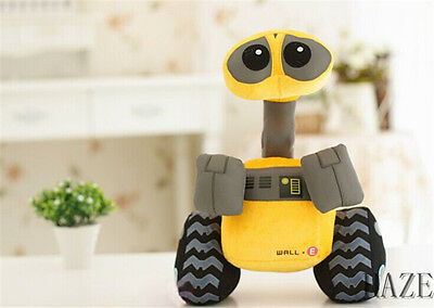 """10"""" Thinkway WALL-E Plush Toy Doll Top gift"""