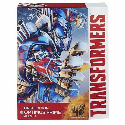 Sale Now Hasbro Transformers Age of Extinction Last Knight Leader Optimus Prime
