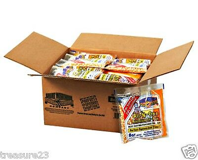 Great Northern Un-Popped Popcorn 8 oz, 40-Count   NEW
