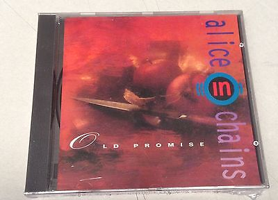 ALICE IN CHAINS - OLD PROMISE - CD LIVE in TOUR 1993  NO CDr - MINT SEALED