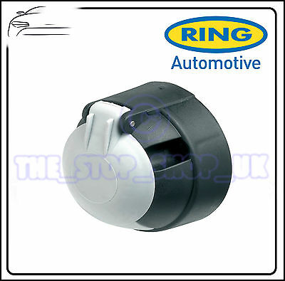 Ring Towbar Towing Caravan 7 Pin Plastic 12S Socket A0028