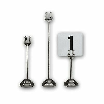 Table Number Stand - Heavy Duty Base 200mm high