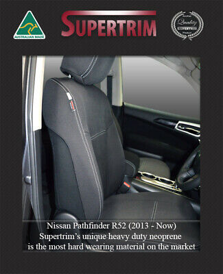 Nissan Pathfinder Front Waterproof Car Seat Covers-100% Fit Guaranteed!