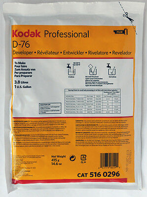 Kodak D-76 Black and White Film Developer 3.8 Litre