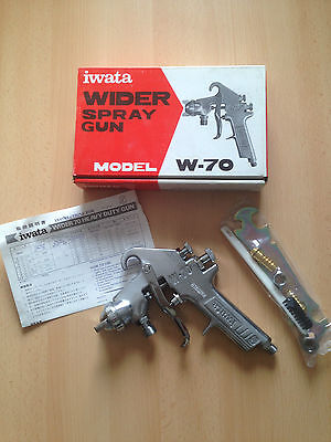 SONDERAKTION ! IWATA WIDER Spray Gun W-70, 03 Z