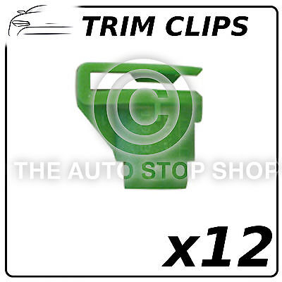 Trim Clip For Screw 5MM Opel Corsa C-Vectra B-Astra G/Vauxhall Zafira 11160 12PK