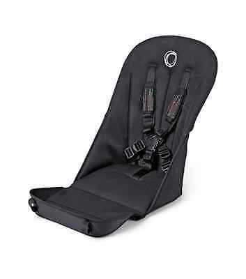 NEW! BUGABOO CAMELEON3 STROLLER SEAT FABRIC 5POINT HARNESS GRAY BLACK BROWN SAND