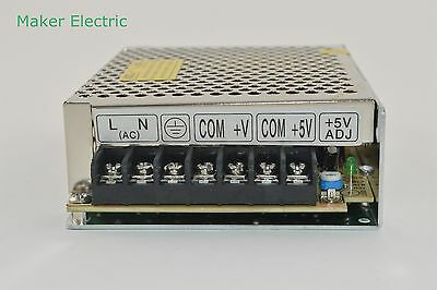 China Factory CE RoHS D-30A 30W 5v 12v dual output ac/dc switching power supply