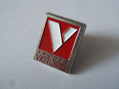 Pin's  Groupe Victoire