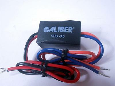CPS Delay on Timer/ Ignition Pop Stopper Amplifier Delay Signal Feed Suppression