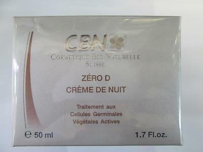 "CREMA NOTTE VISO/COLLO ANTIETA' ALLE CELLULE GERMINALI 50ml "" CBN """