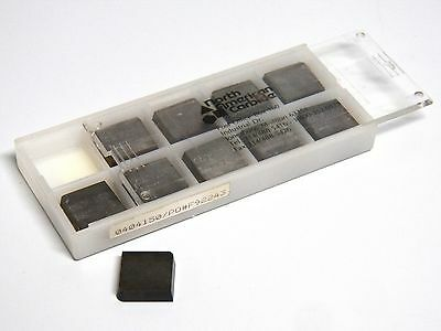 North American Carbide  Inserts  01-3501 R1  # 26361 Pack of 10