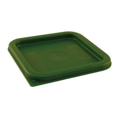 Cambro - SFC2 - CamSquare 2 and 4 qt Green Lid Cover
