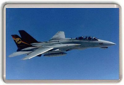 F-14 Tomcat Fridge Magnet 01