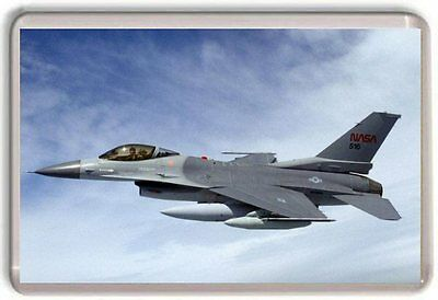 F-16 Fighting Falcon Fridge Magnet 02