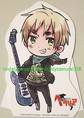 Hetalia promo stand pop paper figure doll anime axis powers world series officia
