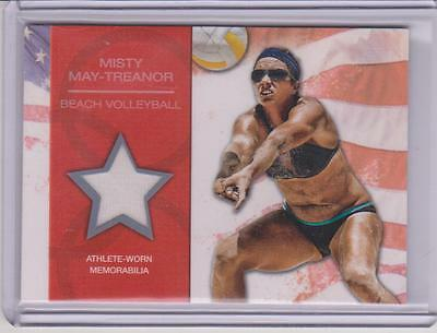 2012 Topps Olympic Misty May-Treanor Relic Card ~ Beach Volleyball