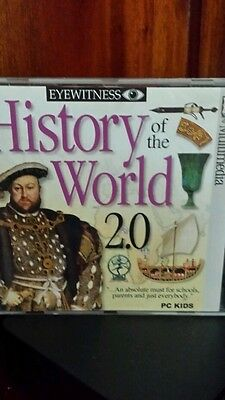 History of the World 2.0 PC CD ROM