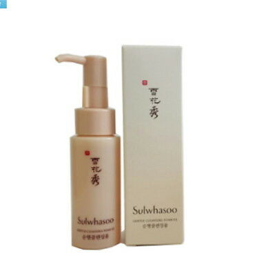 Sulwhasoo Gentle Cleansing Foam 50ml Miniature Travel Size + Gift