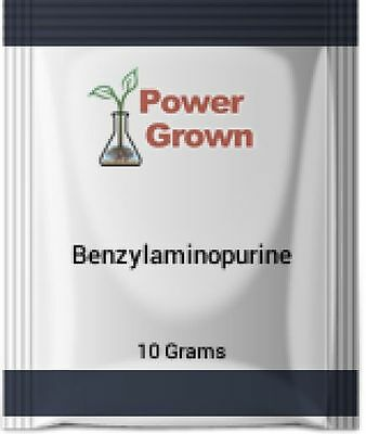 6-Benzylaminopurine 10g 99% International With Instructions, Spoon and Rebates
