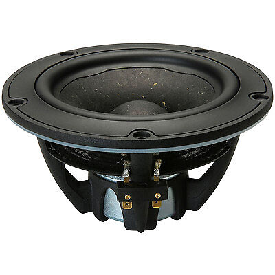 "Peerless NE149W-08 5-1/4"" Fiber Cone Woofer Speaker 8 Ohm"