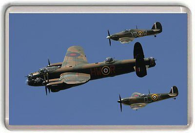 Battle of Britain memorial flight Fridge Magnet 01