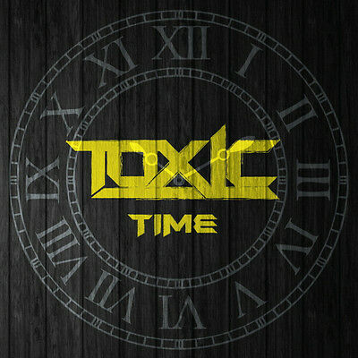 TOXIC - Time (3rd Mini Album) CD