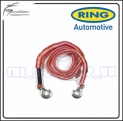 Ring Elasticated Tow Rope 2 Tonnes 4m RCT1560