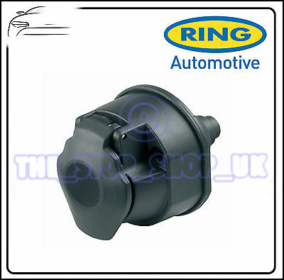 Ring 13 Pin Plastic Tow bar Socket Including Seal A0032