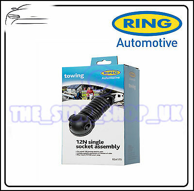 Ring Towing Pre-Wired 12N 7 Pin Socket Assembly RSA175