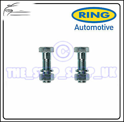 Ring Towing Trailer M16 x 55mm Tow Ball Mounting Bolts Nut & Washer RCT765