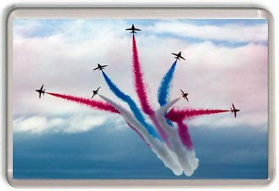 Red Arrows RAF Fridge Magnet 08