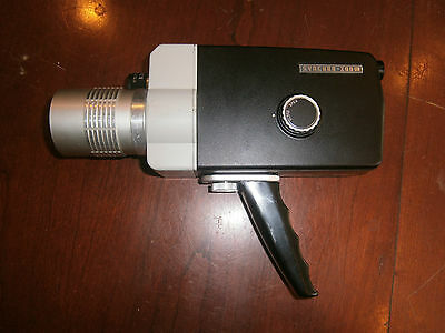 Synchro - Zoom Vintage Video Camera