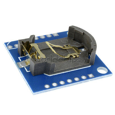 5Pcs RTC I2C DS1307 AT24C32 Real Time Clock Module For Arduino AVR ARM PIC