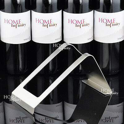 Table Wine Rack (Short Gun) Bottle Stand Bracket Barware BUY 1 GET 1 FREE 8004x2