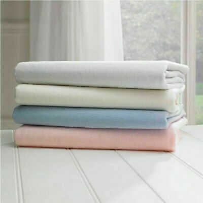 Crib Jersey Fitted Cotton Sheet Cradle Sheets Pram Swinging Nursery 40 x 90 cm