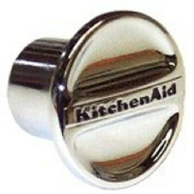 KitchenAid Stand Mixer Chrome Cap 242765-2 New OEM Whirlpool Factory Certified