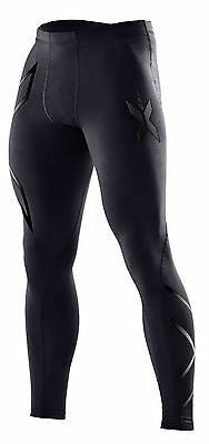 2XU Compression Long Tight Herren Schwarz/Nero MA1967b