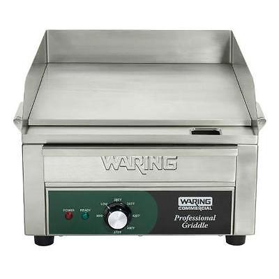 """Waring - WGR140 - 14"""" x 16"""" Countertop Electric Griddle - 120V"""