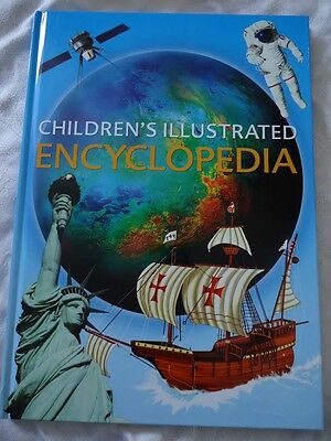 Children's Illustrated  Encyclopedia - A High Quality Hardback Book