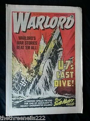 Warlord #129 - March 12 1977