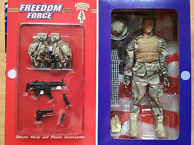 FIGURA  US ARMY SPECIAL FORCE GREEN BERET 1/6 Blueboxtoys