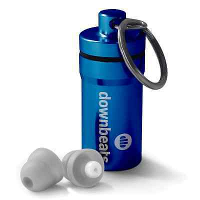 DownBeats: High Fidelity Ear Plugs for Concerts